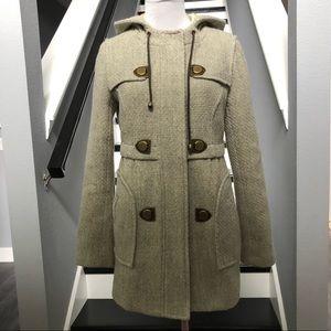 Anthropologie Idra Duffle Coat 4